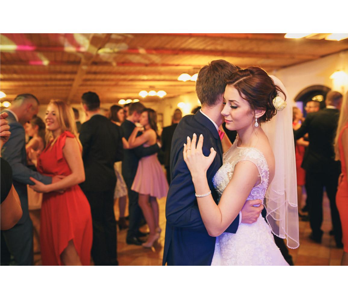 taniec sala weselna Gościniec Słupski