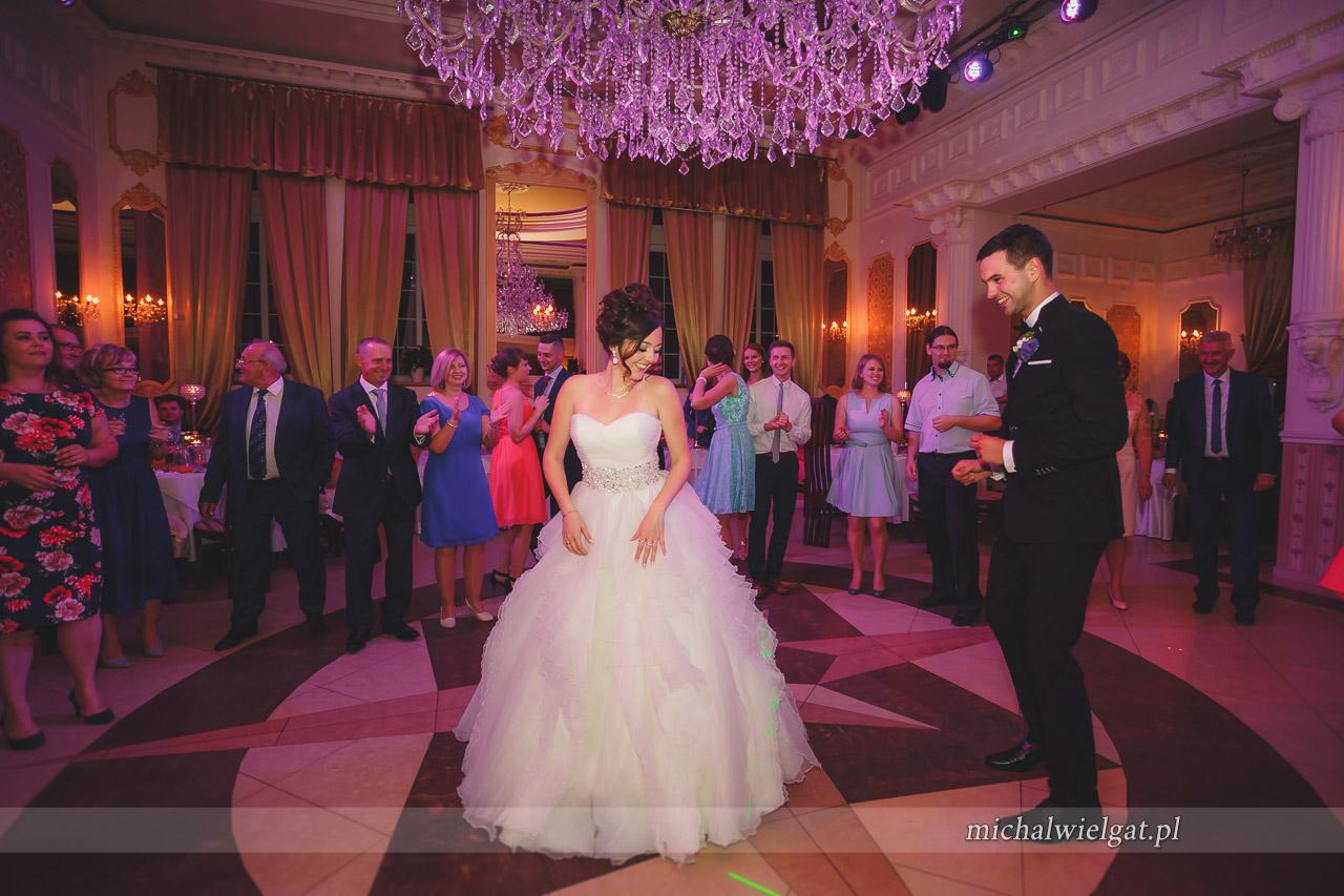 Pałac Aureus zabawa weselna